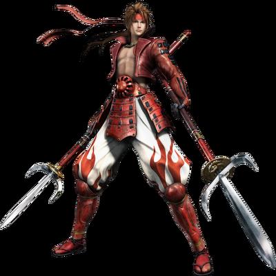 Sanada Yukimura Sengoku Basara 2