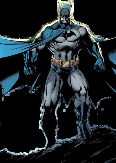 Batman render by HIT IT