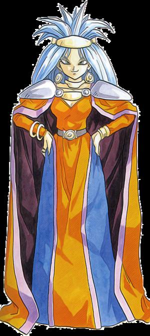 QueenZealRenderByRyukama
