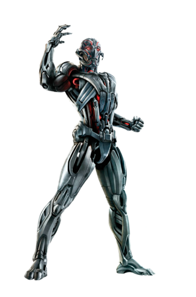 Ultron png render from marvel s the avengers aou by joaohbd-d8knl1k