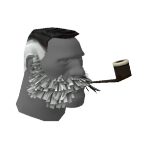 Tf2item lord cockswains novelty mutton chops and pipe