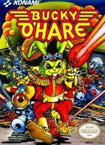 Bucky Ohare NES cover