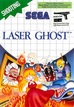 Laser Ghost SMS box art