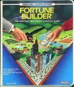 Fortune Builder Colecovision cover