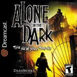 Alone In The Dark The New Nightmare ntsc-front