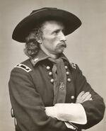 G a custer