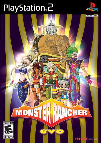 File:Monster Rancher EVO.jpg