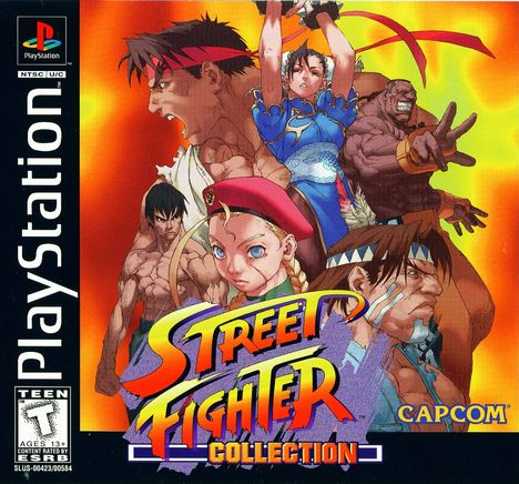 File:Street Fighter Collection.jpeg
