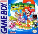 Super Mario Land 2 box art