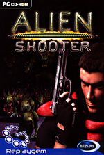 Alien Shooter PC cover