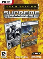 Supreme Commander Gold front