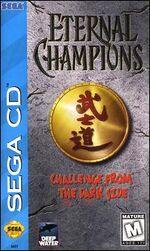 Eternal Champions SCD