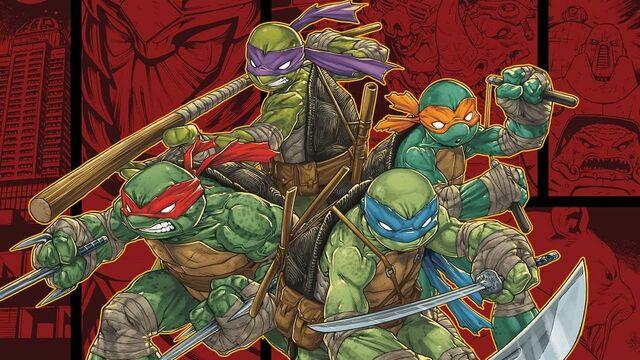 File:Teenage Mutant Ninja Turtles Mutants in Manhattan cover.jpg