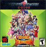 SNK Vs Capcom - Match Of The Millennium