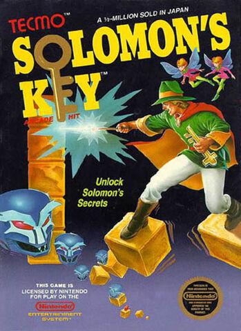 File:Solomons Key NES cover.jpg