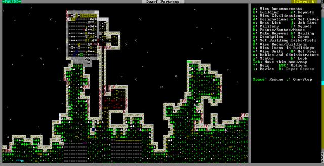 File:Dwarf Fortress screenshot.png