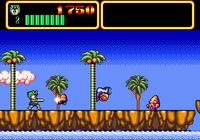 Wonder Boy in Monster Lair arcade screenshot
