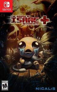 Binding of Isaac Switch