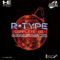 Rtype complete cd