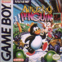 Amazing PenguinGB
