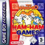 Foto Hamtaro Ham-Ham Games