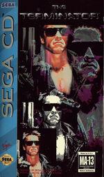 Terminator sega cd