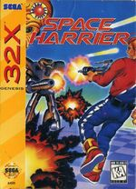 Spaceharrier-32x