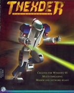 Thexder 95 cover