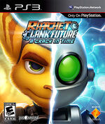 Ratchet & Clank Future- A Crack in Time
