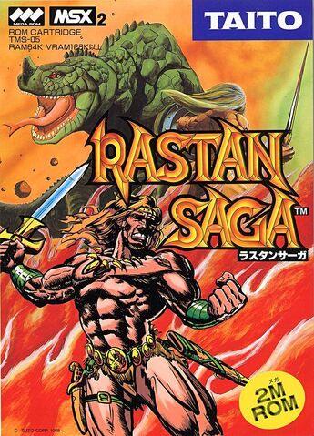 File:Rastan Saga MSX2 cover.jpg