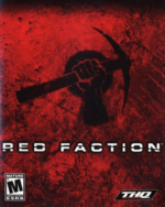 Red Faction PC cover