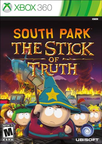 File:South Park and the Stick of Truth Xbox 360 cover.jpg