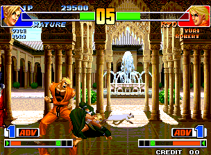 File:The King of Fighters '98 arcade.png