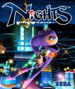 Nights Into Dreams PC cover