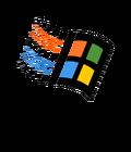 Logo Windows 98
