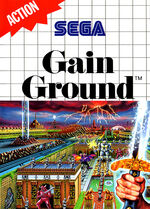 Gain Ground SMS box art