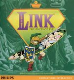 Link Faces of Evil CDI Cover