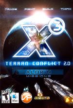 X3 Terran Conflict Mac cover