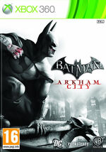 Batman arkham city 360
