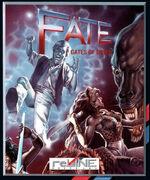 Fate Gates of Dawn Amiga cover