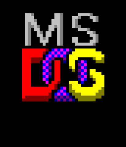 File:Logo MS-DOS.png