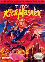 Kick Master NES cover