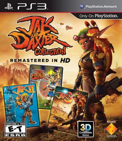File:Jak and Daxter Collection NSTC cover.jpg