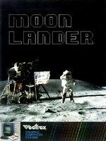 Moon Lander Vectrex cover