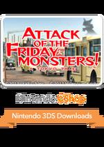 AttackoftheFridayMonsters!ATokyoTale