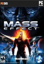 Mass Effect PC-cover