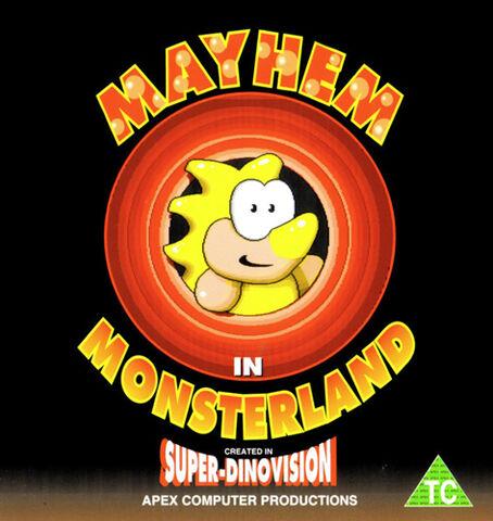 File:Mayhem in Monsterland C64 cover.jpg