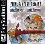 Final Fantasy Origins -U--front