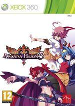 Arcana heart 3 xbox