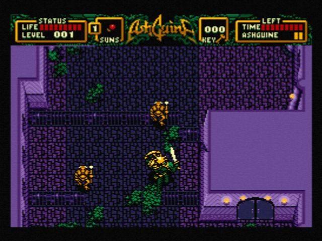 File:Ashguine Story 2 MSX2 screenshot.jpg